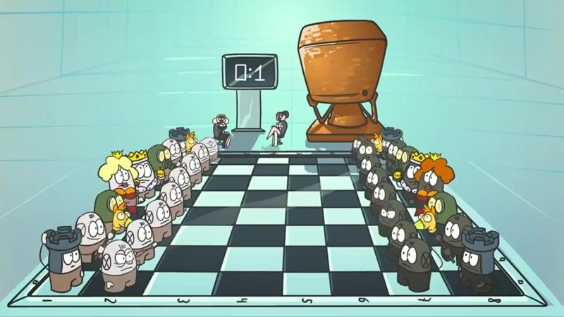 CLG - Доктор Гнус _ Играем в шахматы, пока мы живы! История компьютеризации шахмат