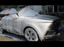 Автомобильная пенная насадка для мытья