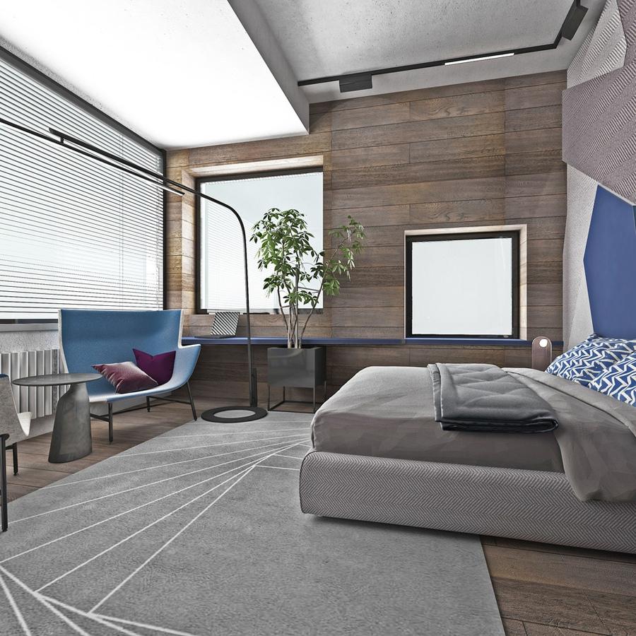 Дизайн-проект квартиры 30 м.