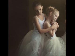 Красносельская балетная студия. Экзерсис, старший класс.