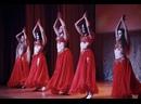 Отчётный концерт ансамбля восточного танца «Ясмин» и студии современного танца «STARDANCE».