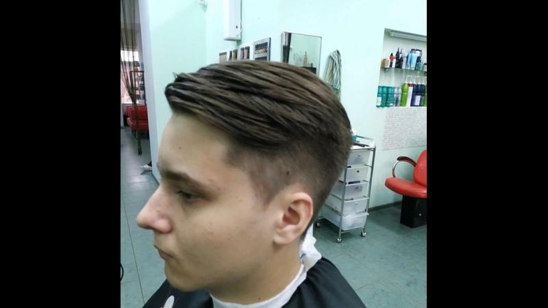 Видео от Завиток салон парикмахерская