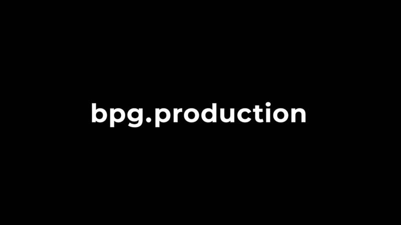 Шоурил BPG.prod