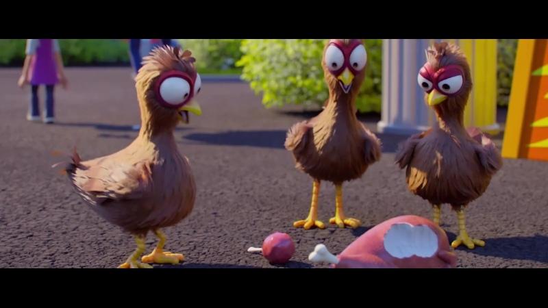 Куриный забег в кино с 27 августа