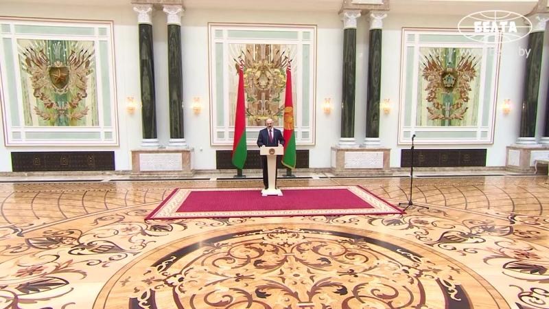 Лукашенко праздник 8 Марта символизирует глубокое уважение к женщинам mp4