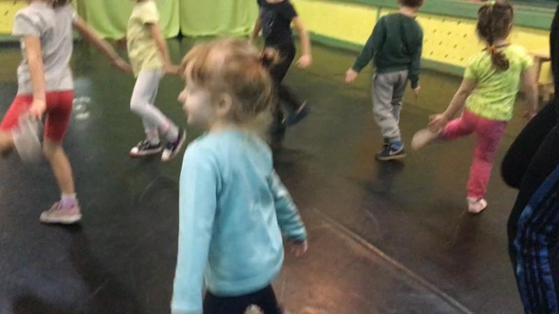 Танцы младшая группа 4 6 лет