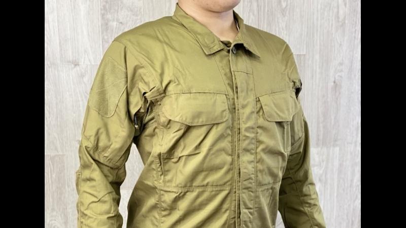 Тактическая рубашка Дельта обзор