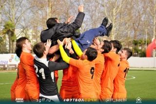 Городской турнир по футболу памяти В.В. Гончара