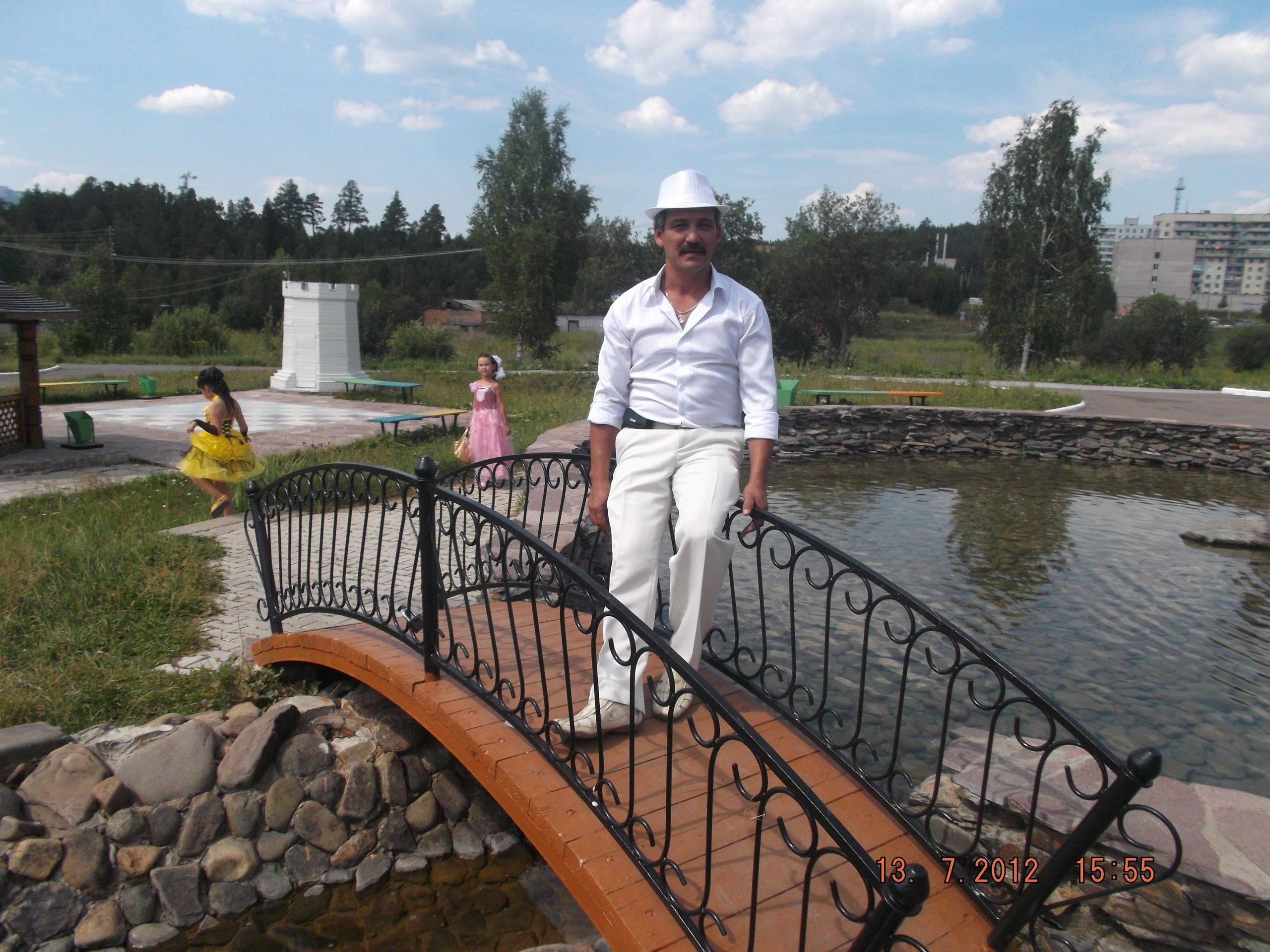Радик, 52, Uchaly