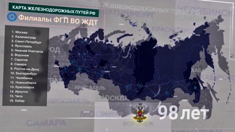 2019 Итоги работы ФГП ВО ЖДТ России