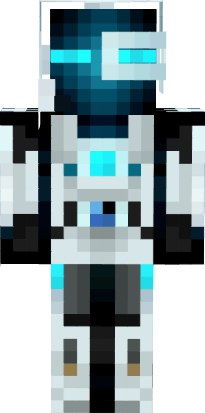скины для майнкрафт роботы #6