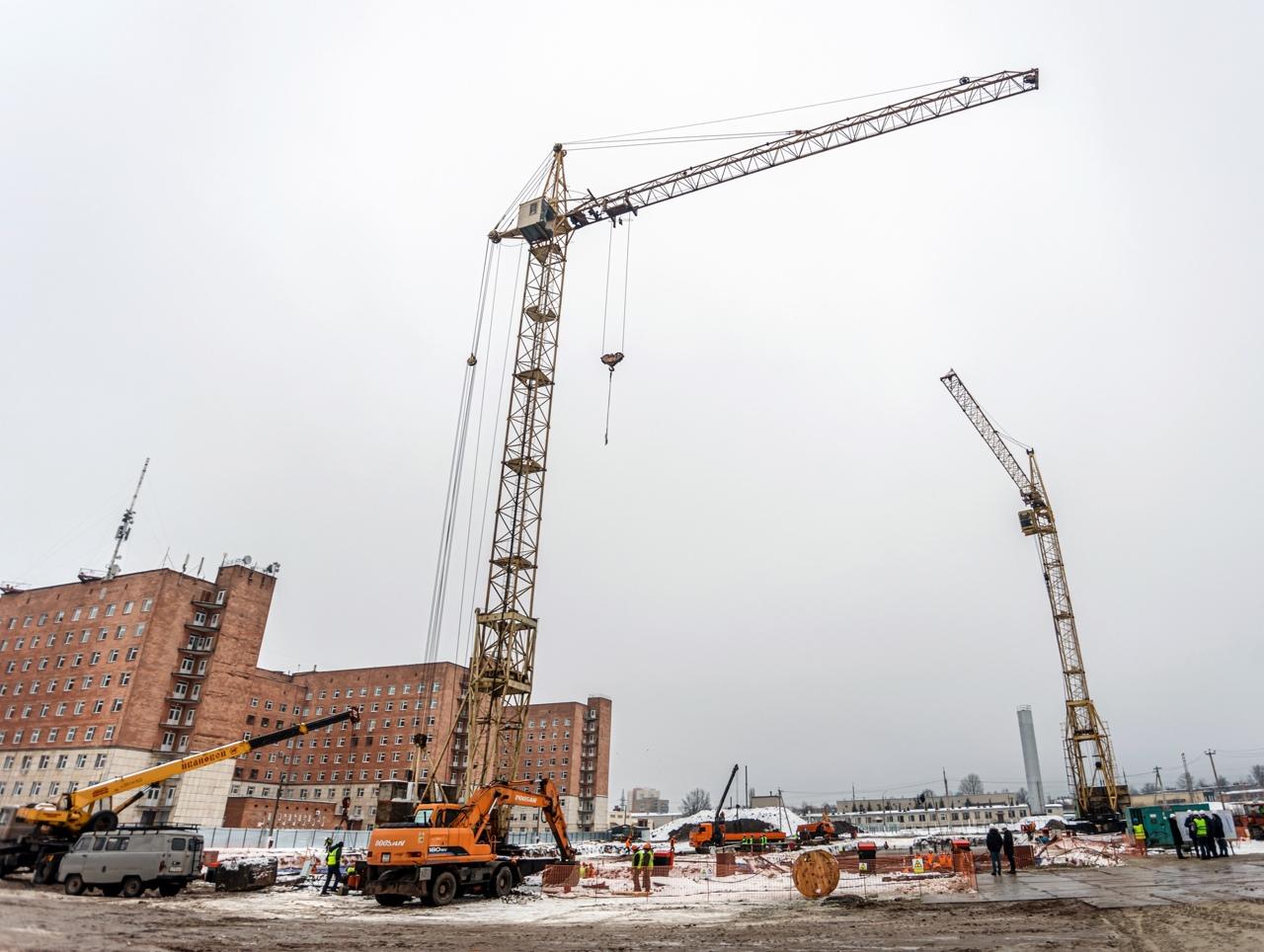 Новый ковидный госпиталь в Курске откроется летом