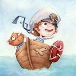 Юнга плавает в морях! — детские стихи про корабли и моряков