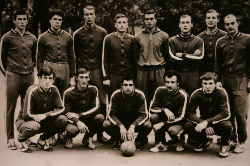 """Кунцево"" — чемпион СССР-1969"
