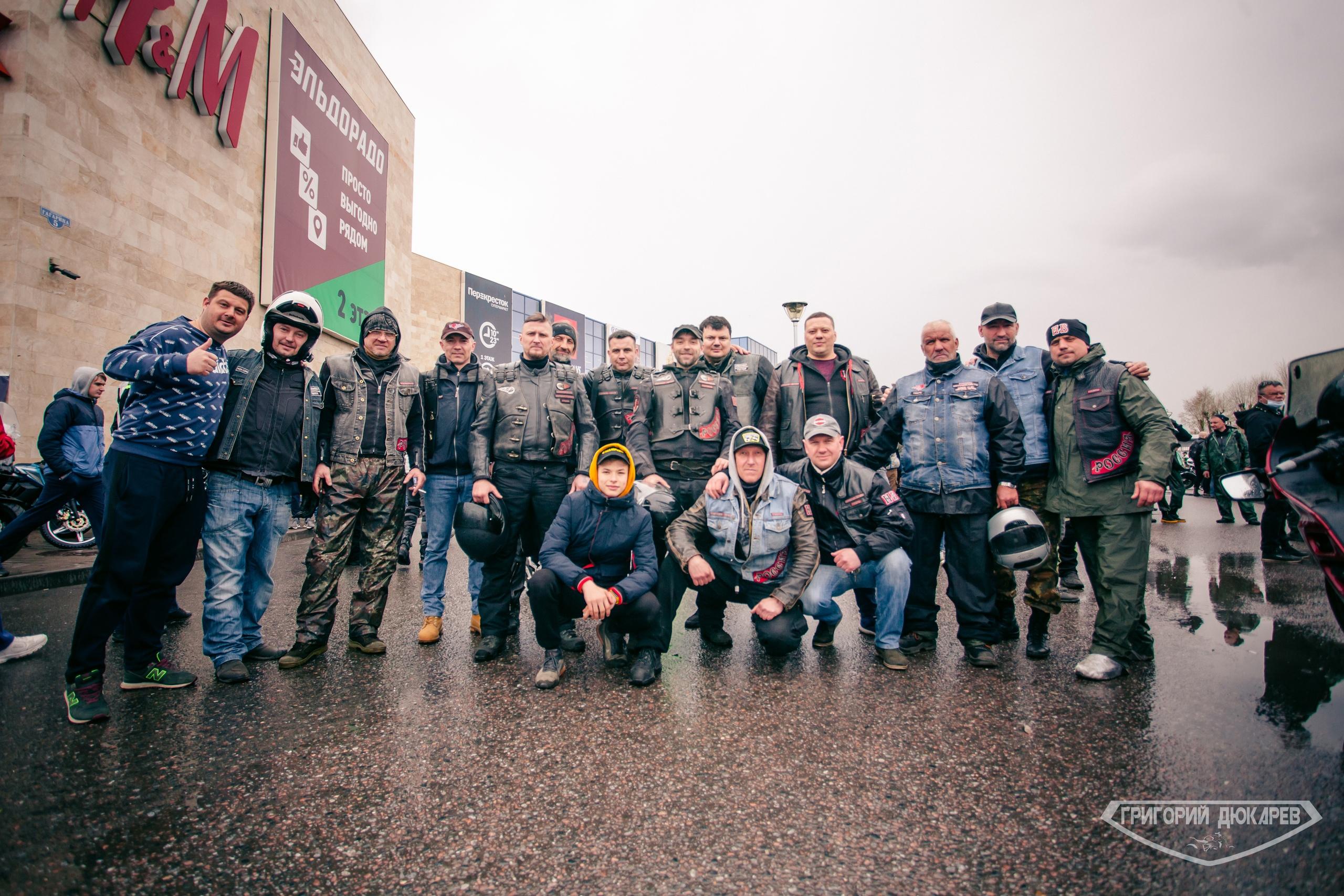Мотоциклисты Тверской области открыли новый мотосезон