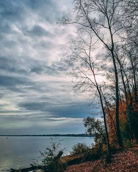 Осенние виды Волги😍За фото благодарим instagram.co...