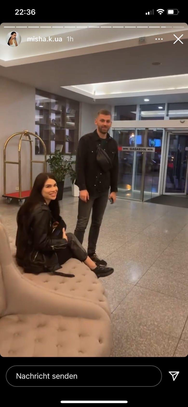 Ksenia Mishina - Sasha Ellert - Bachelorette Ukraine -  Season 1 - Discussion  - Page 9 LyXuJXG2DoU