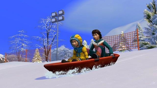 Игровые коды для дополнения «The Sims 4 Снежные просторы»