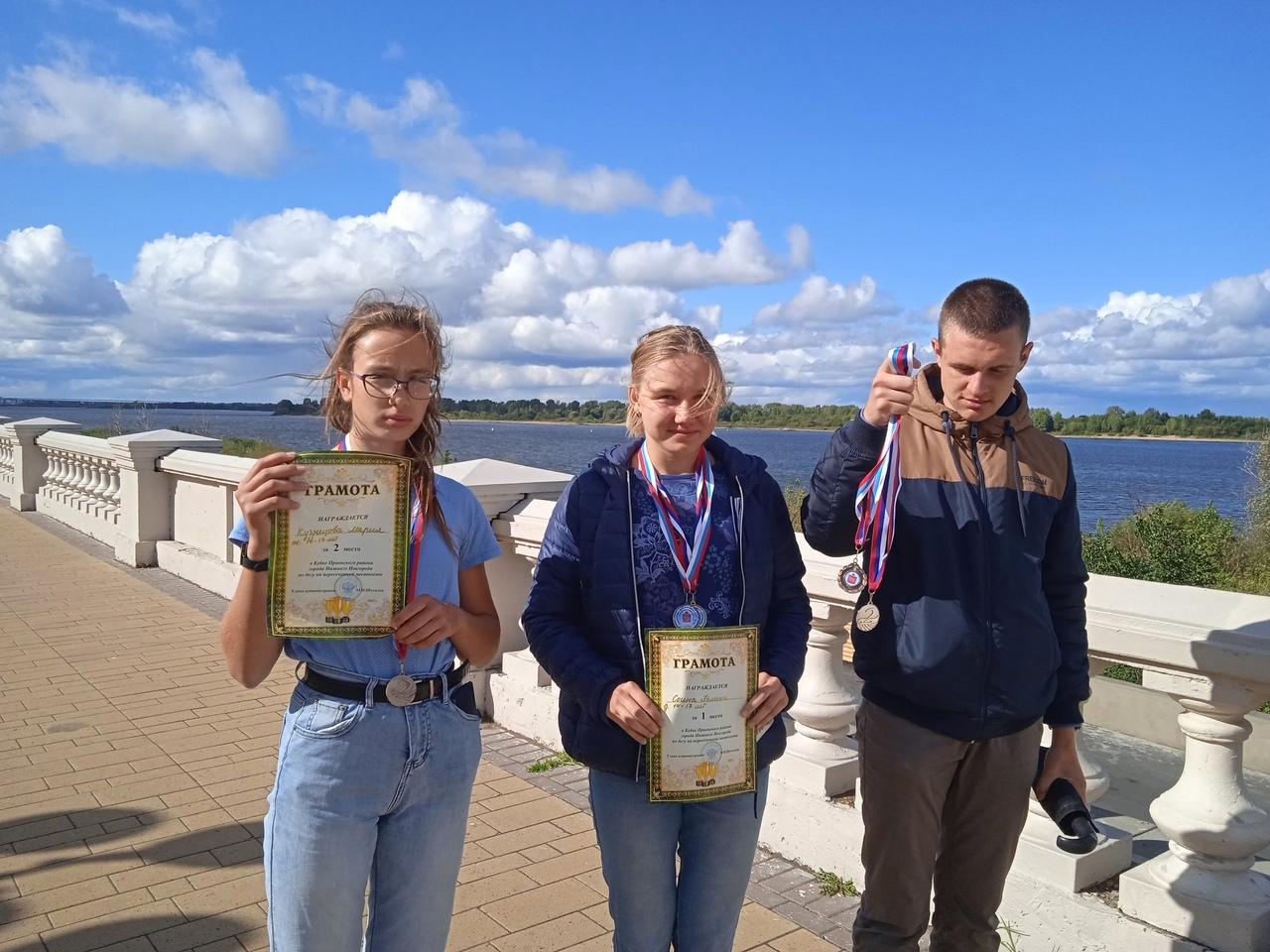 Кузнецова, Соина, Зарвигоров