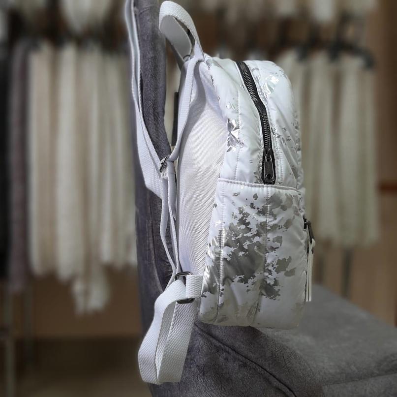 Новый рюкзак текстильный мягкой формы | Объявления Орска и Новотроицка №18023