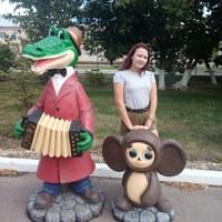 Лиза Дворянкина