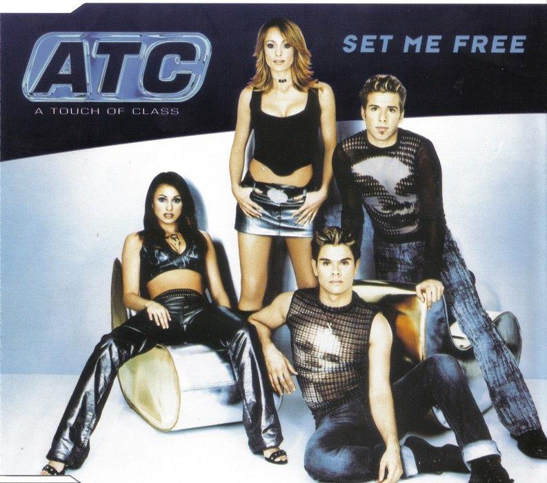 Atc album Set Me Free