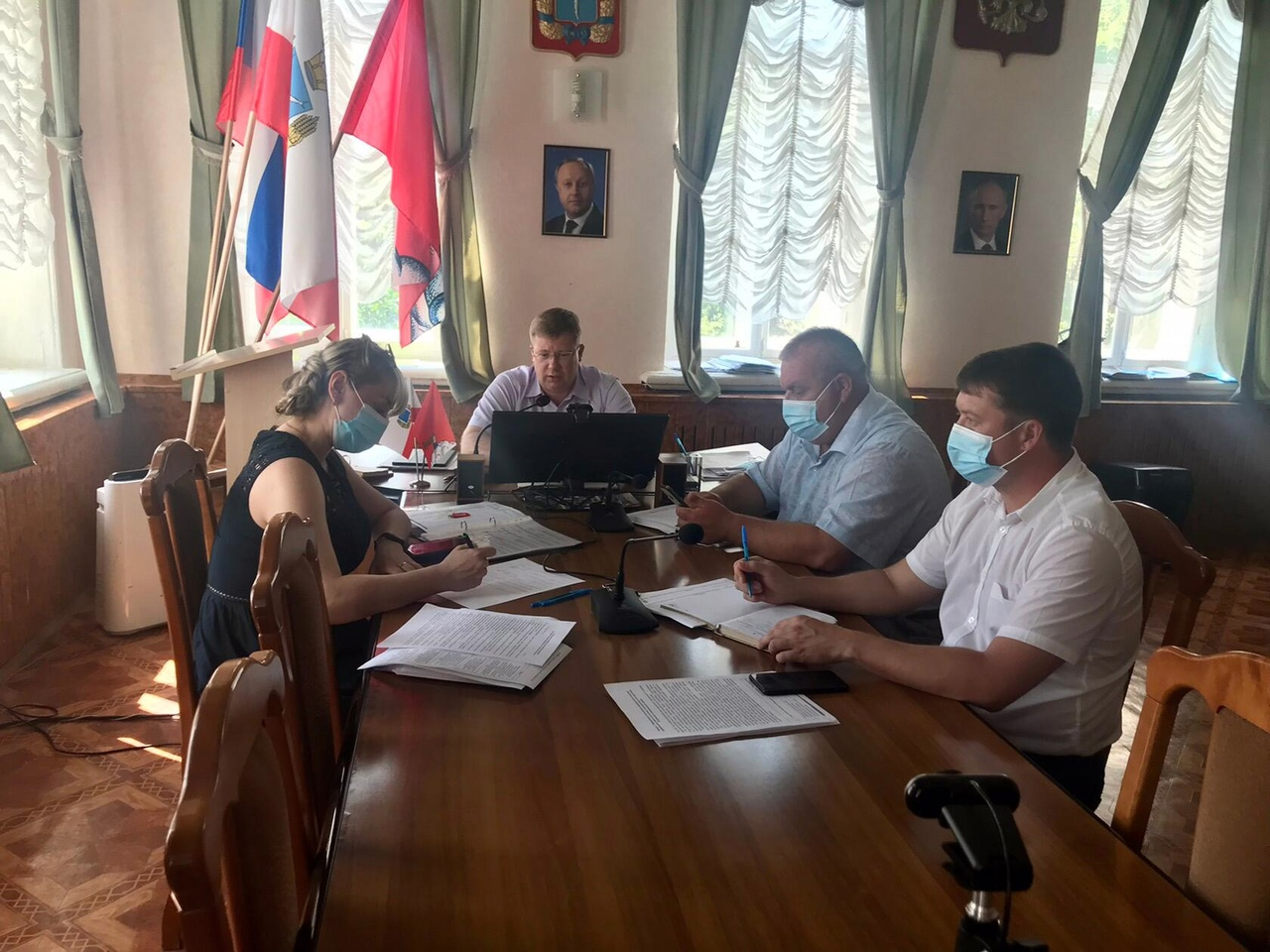 В приоритете - работа по выявлению неформальной занятости и мобилизации доходов в бюджет района