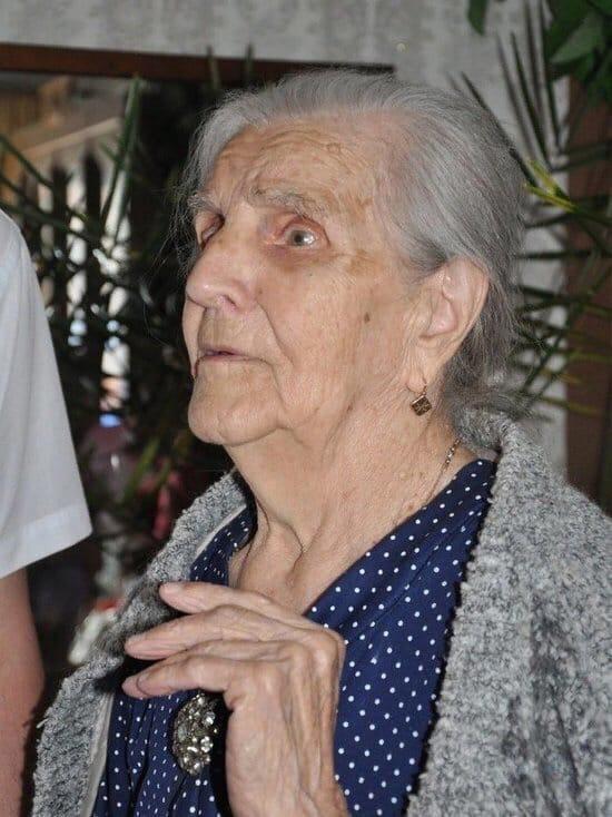 103 день рождения отметила ветеран из ВоткинскаАлефтина