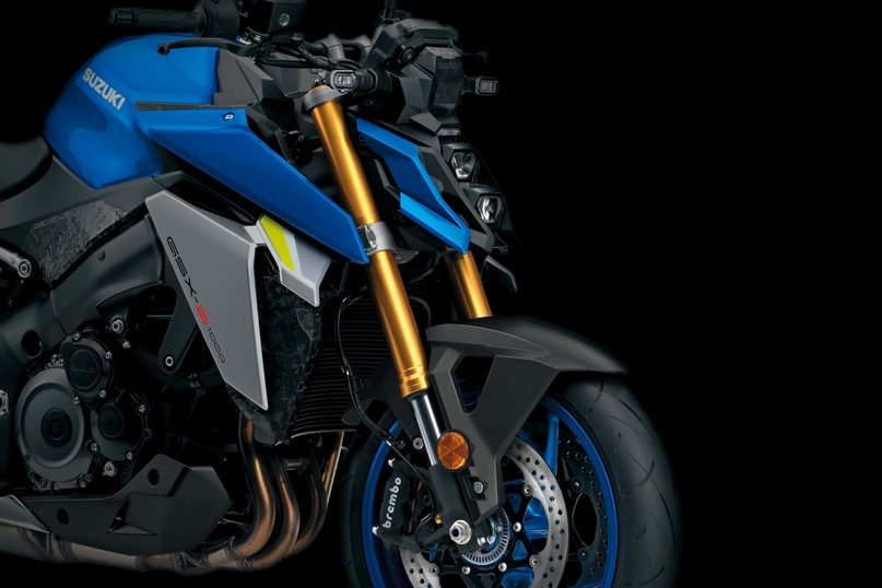 Стритфайтер Suzuki GSX-S1000 2021