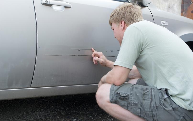Что делать, если машину повредили во дворе. Инструкция, изображение №3