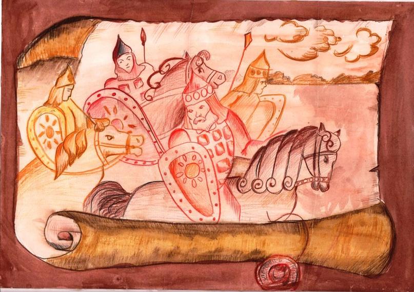 Якутская епархия подвела итоги конкурса «Александр Невский: воин, князь, святой», изображение №11