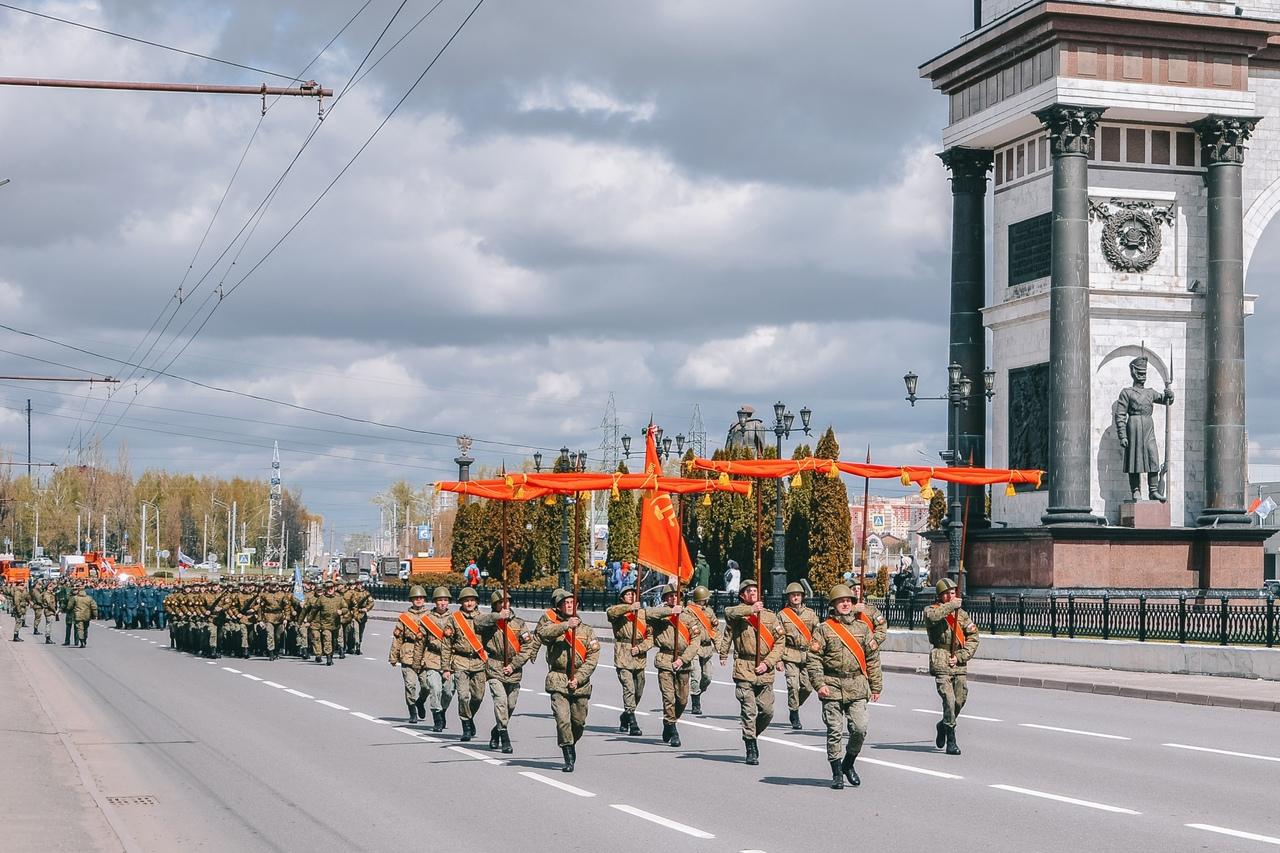 На этой неделе в Курске несколько дней будут перекрывать движение транспорта