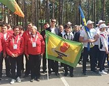 Спортсмены Липецкого района принимают участие в областной Спартакиаде трудящихся