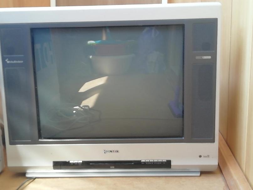 Телевизор со встроенным | Объявления Орска и Новотроицка №28833