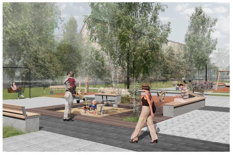 Какие скверы благоустроят в 2022 году?, изображение №23