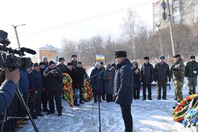 Митинг посвященный Дню вывода Советских войск из Афганистана, изображение №5