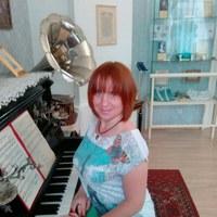 Вера Токарская