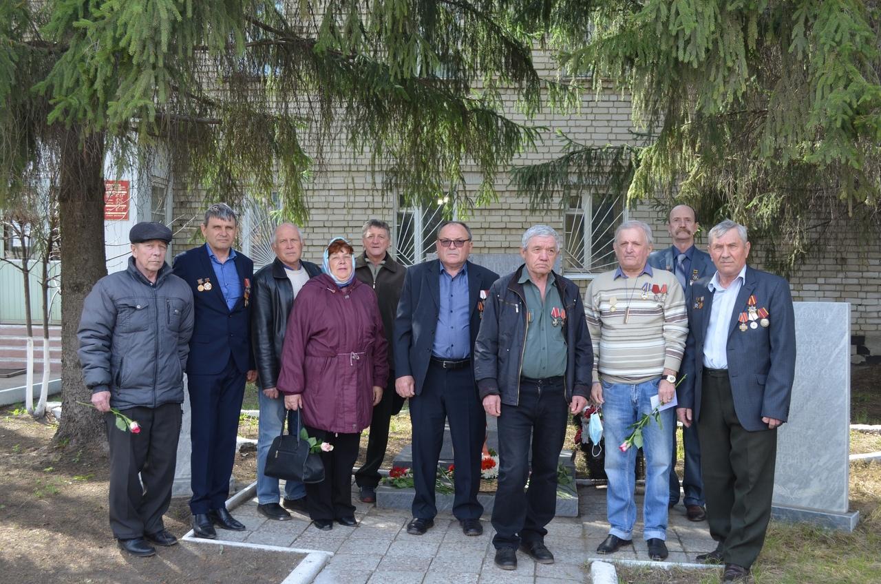 В Петровске почтили память погибших ликвидаторов Чернобыльской аварии