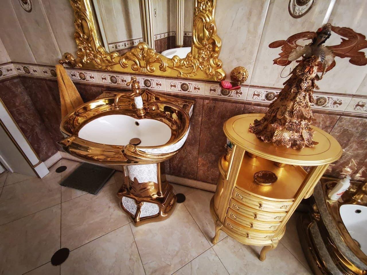 Это не дворец Путина, просто жилище начальника ГИБДД Ставропольского края