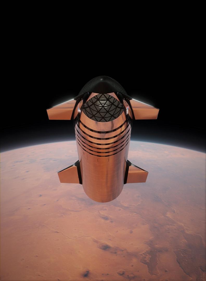 SpaceX ищут инженера-медика для разработки медицинской системы корабля Starship 💉