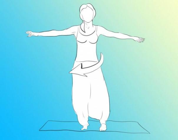 Упражнение ЮЛА: раскрутите свои проблемы тела и психики!