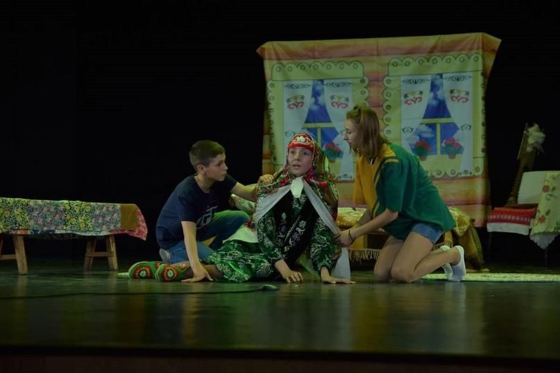 Итоги II Республиканского детско-юношеского и молодежного театрального фестиваля «НеСтоЛица», изображение №6