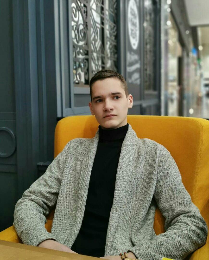 Александр, 20, Novokuznetsk