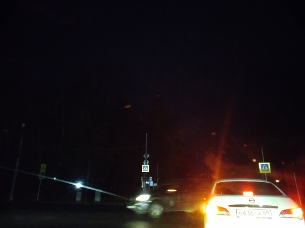 Не работают светофоры у России. Конец города тоже ...