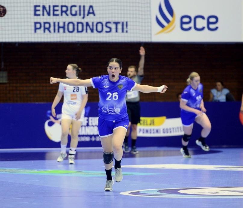 Чемпионат Европы (U-19). Отложенный старт россиянок оказался победным. Второй тайм как повод задуматься, изображение №1