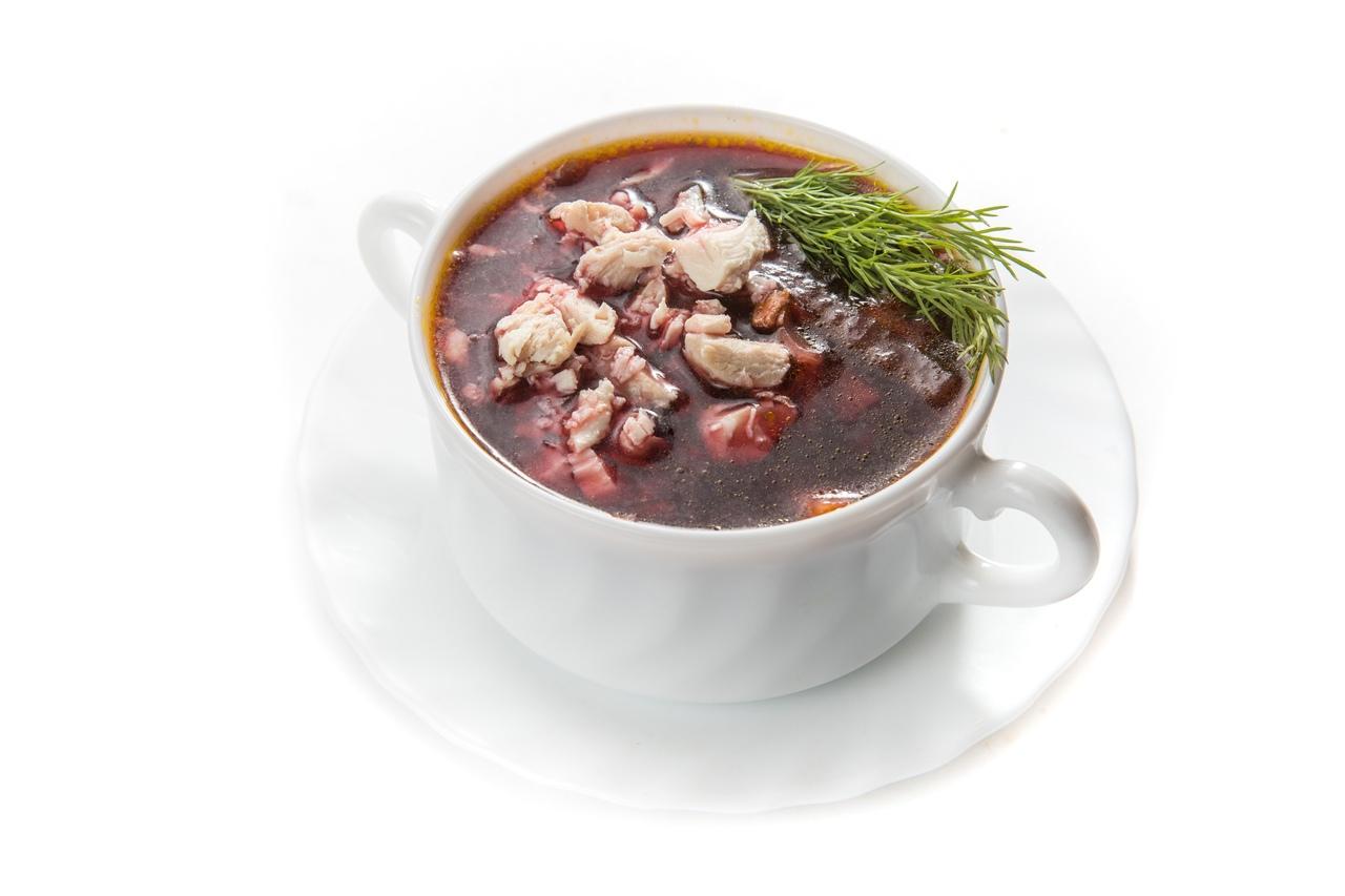 Столовая «Суп и Бургер»