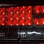 Фонари задние на ВАЗ 2107 светодиодные тонированные