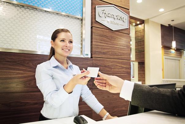 Требуется: Администратор в гостиницу  Гостиница