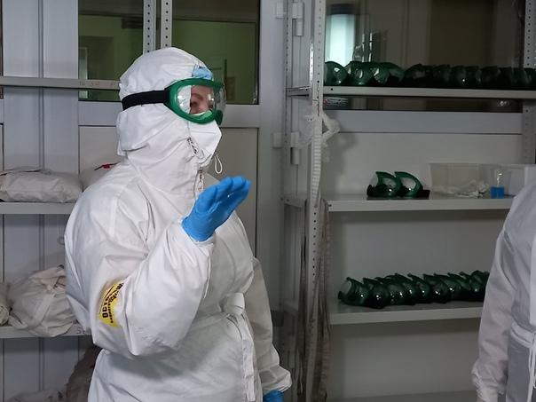 🦠 От коронавируса умерла 32-летняя курянка Количес...