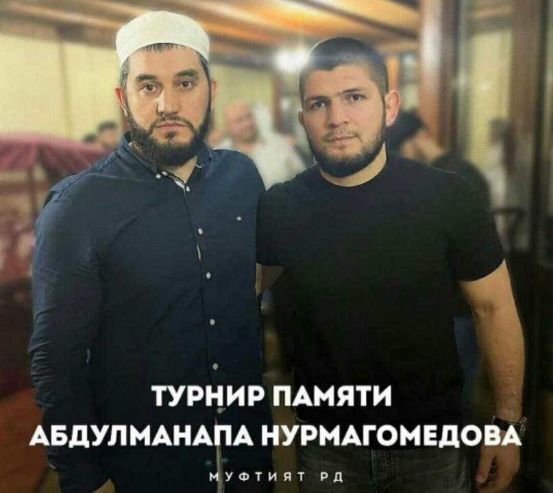 Помощник Муфтия Дагестана Идрис Асадулаев принял участие в открытии турнира по в...